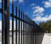 2.1m 분말 호주를 위한 입히는 상업적인 강철 말뚝 울타리