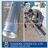 Poço de água quente do aço inoxidável da venda - tipo fabricante da tela/Johnson da tela