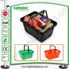 Equipment et Black au détail Plastic Shopping Basket