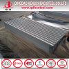 ASTM A792 Az100 Folha de telhado de ferro revestido de alumínio ondulado