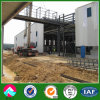 Esay Assemble Steel Structure Construction Building para Manufacturing Plant
