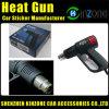 2013 nuevo 2000W PVC Film Heat Gun Temperature Adjustable Digital Heat Gun