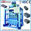 Petite machine de fabrication de brique semi-automatique Qtj4-35