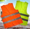 Seguridad amonestadora reflexiva Vest&#160 de la alta visibilidad;