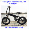 Vélo électrique de saleté de 20 de pouce de gros pneu vélos d'hybride avec la batterie cachée
