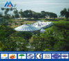 15X50m 거대한 혼합 구조 알루미늄 프레임 당 천막