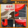 Bande rouge acrylique anti-calorique de Vhb d'espace libre de doublure d'adhérence intense