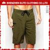 Shorts populares da placa do verde do exército para surfar (ELTBSI-29)