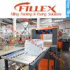 China-Hersteller-Flasche PET Film-Schrumpfverpackung-Verpackungsmaschine