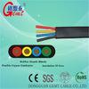 Câble de fil submersible de 4 faisceaux
