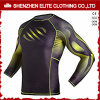 Plus récent Design Sublimation manches longues Mens Rash Guards (ELTRGI-19)