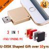 Azionamento promozionale su ordinazione dell'istantaneo del USB del regalo OTG