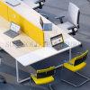 현대 사무용 가구 사무실 분할 회의 테이블 사무실 책상 (SZ-WSE07)