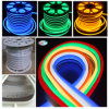 110V het koele Wit/Red/Blue/Green buigt Licht van de LEIDENE het Uiterst dunne Kabel van het Neon Flex