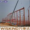 Fábrica da construção de aço do armazém da oficina do baixo custo de Winskind