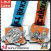 Médailles en alliage de zinc faites sur commande célèbres de Weightlifting de la Russie de logo de lion