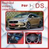 Sistema di interfaccia Android di percorso di GPS per Citroen-Ds3/Ds5/Ds6 Mnr