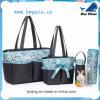 Bw1-183女性の経済的な旅行荷物袋セット