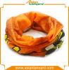 Le modèle de propriétaire colore le Bandana de polyester de fleur