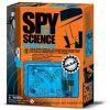 Blauer Farbtechnik-Einbruch-Alarm der elektrischen Spielwaren im Detektiv spielt Serie