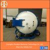 Fornace di grafitizzazione di vuoto della pellicola della grafite di induzione/trattamento termico