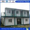 DIY jejuam casa modular pré-fabricada conjunto do recipiente com materiais isolados calor e o frame de aço integrados