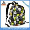 O portátil popular da trouxa dos desenhos animados das crianças caçoa o saco dos estudantes da escola