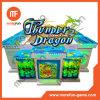 2017 más nuevo de la venta caliente con nosotros Thunder Dragon Rey del Treasures Fish Hunter juego de arcada