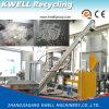 Plastic Korrelende Machine Recycling/PP met de ZijVoeder van de Kracht