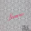 Tessuto di nylon del merletto per gli indumenti delle signore (J12112)