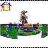 Kiddie Merry-Go-Round динозавра тематического парка занятности едет оборудование игрушки