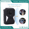 1440p HD 3G 4G Long Time Standby Night Vision bouwen-in GPS GPRS Police DVR Body Worn Camera