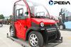 Peda 2016 vehículos eléctricos plásticos de las nuevas Cuatro-Ruedas (2 puertas y 2 asientos)