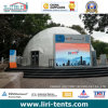 14m Diameter Waterproof Geodesic Dome Tent com Galss Walls para Events