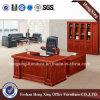 Классицистическая твердая древесина с столом офиса облицовки 0Nисполнительный (HX-NJ5145)