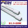 1.2m T8 LED Glasses Tube Light 20W