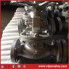 Api 6D Cast Steel Wcb Flanged Globe Valve