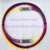Divisor de fibra óptica Wdm fundido com tubo de aço 1310nm/1550nm
