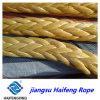 유연한 UHMW-P Rope, 3/8/12 Strands와 더불어 Mooring Fiber Rope,