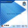 Lamiera sottile rivestita UV del policarbonato una parete di due strati