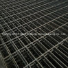Onbehandelde Black Steel Grid