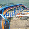Sistema de transportador de manipulación a granel/sistema de manipulación de materiales/equipo de transportador