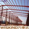 Легко установите строительный материал структуры рамки стального пакгауза