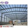 Estructura de acero del taller prefabricado de la luz del bajo costo