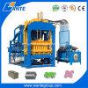 Cavidade concreta que pavimenta a máquina de fatura de tijolos da maquinaria de Linyi Wante
