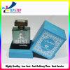 Perfume cosmético impreso plegable el rectángulo de regalo de empaquetado de papel de la cartulina rígida