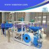 기계를 분쇄하는 PVC 작은 조각 폐기물 PVC