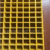 Решетка отлитая в форму стеклотканью для платформ работы