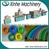 Manguito reforzado fibra del PVC de la alta calidad que hace la máquina
