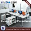 Divisória quente do escritório da tabela do computador dos assentos da venda 4 (Hx-Nj5040)